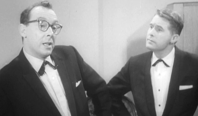 Unearthed: Morecambe and Wise's anti drink-drive film | Footage found after 55 years