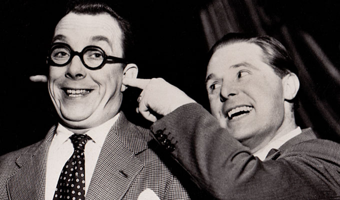 The Treasures Of Morecambe And Wise | Book review by Steve Bennett