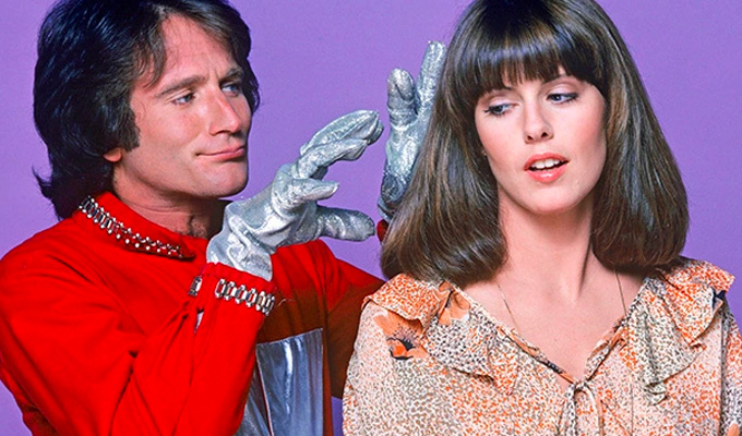'Robin Williams groped me' | '...but it was so much fun' says Mork & Mindy co-star Pam Dawber