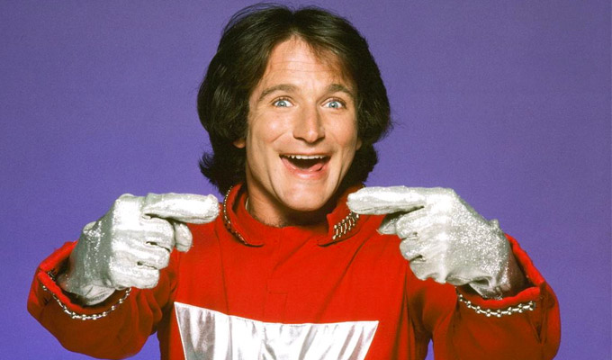 How Robin Williams got his big break | Spotted on a street corner