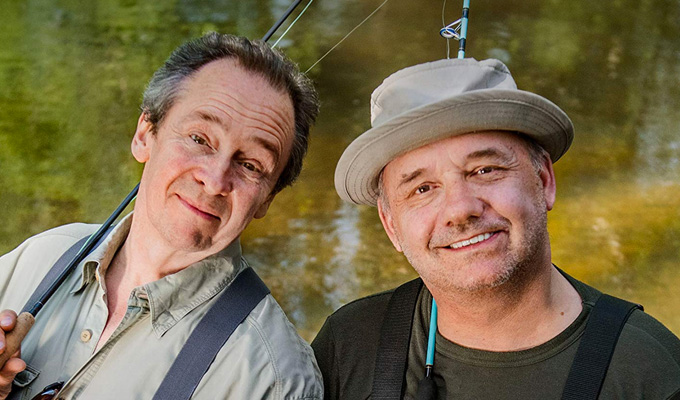 When Bob Mortimer and Paul Whitehouse stayed in a 'sex pub' | By accident - honest!