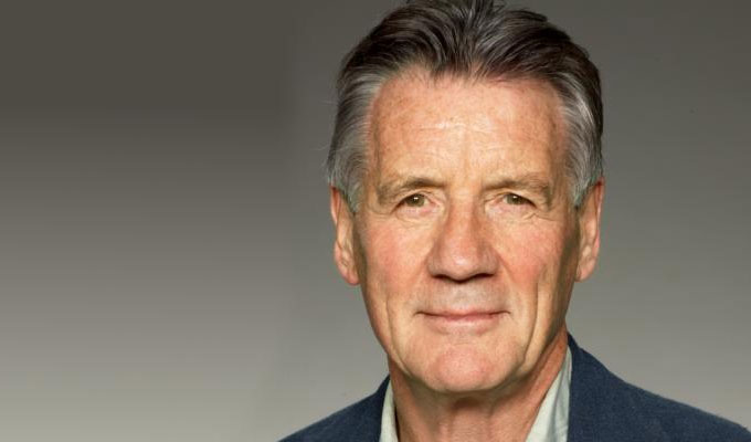 Michael Palin to guest edit Today | He'll be joined by John Cleese