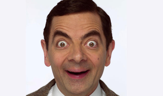 Filming Mr Bean is especially stressful... | Rowan Atkinson on 30 years of his hit character