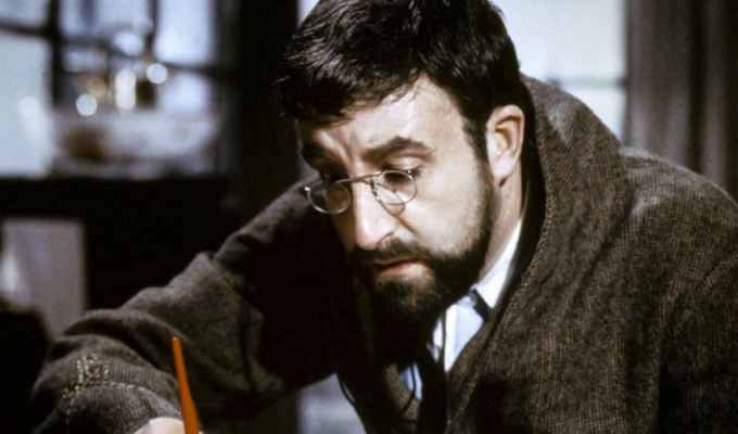 Out on DVD: The 'lost classic' of Peter Sellers | But Mr Topaze was a financial and critical flop when released