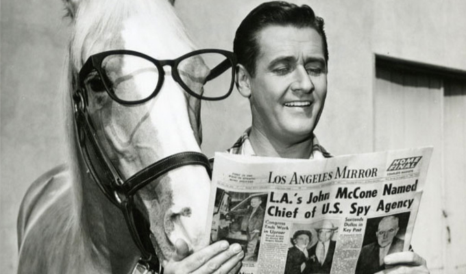 Mr Ed's human star dies | Alan Young was 96