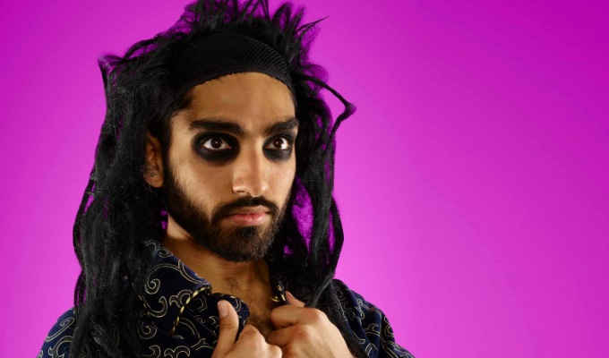 Mawaan Rizwan: Gender Neutral Concubine Pirate | Review by Jay Richardson