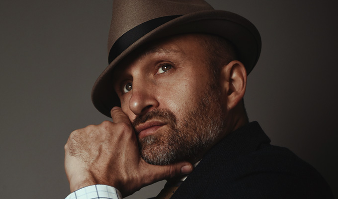 'Ladies and gentlemen...' | Mat Ricardo thinks he could, and should, be a little more inclusive