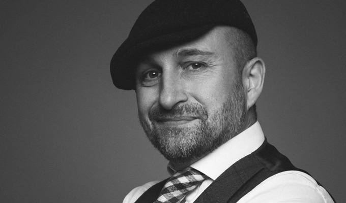 Can we be friends, variety and stand-up? | Mat Ricardo introduces his new monthly column