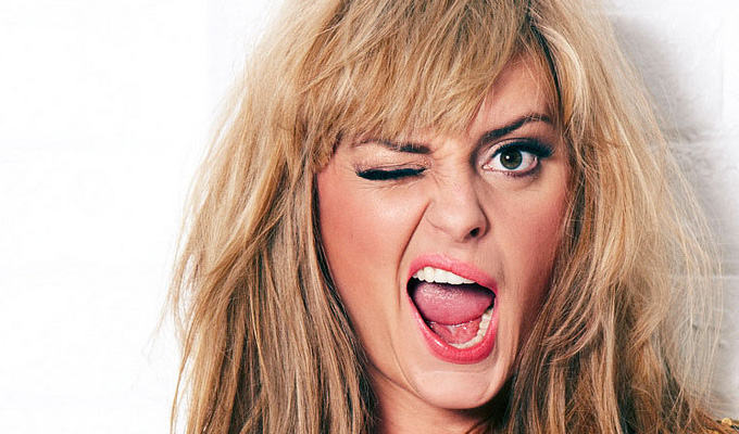 New sketch show for Morgana Robinson | BBC Two orders Impressions of Fame