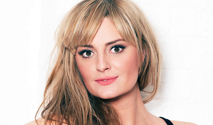 Morgana Robinson fearne cotton