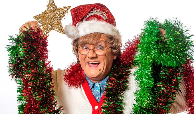 Mrs Brown is back on the big screen | ...thanks to the BBC