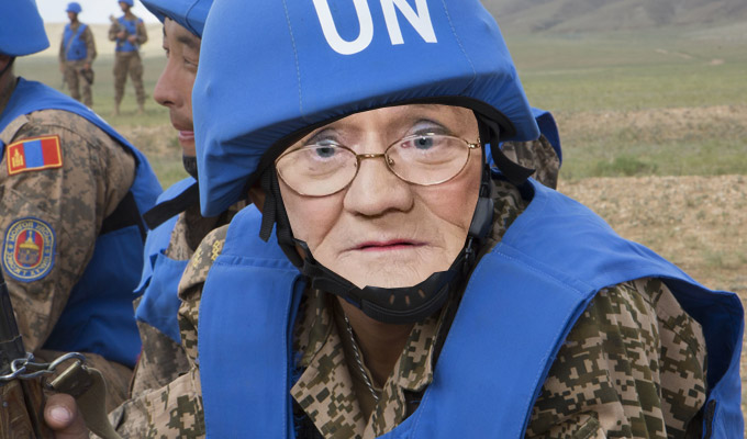 From Mrs Brown's Boys to the Arab-Israeli conflict | Brendan O'Carroll pilots a peacekeepers' comedy for BBC One