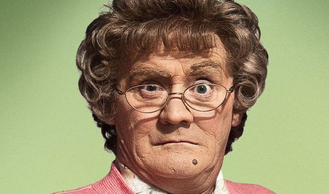 Mrs Brown's Boys announces arena tour | 2015 dates on sale this week