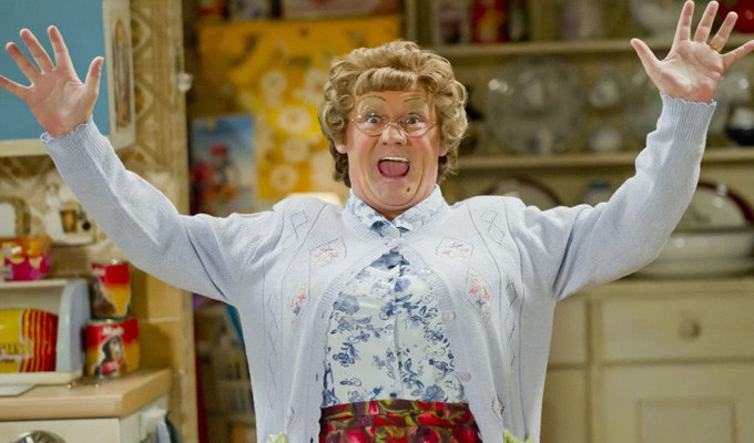 Three more years of Mrs Brown's Boys | BBC deal keeps sitcom on air until Christmas 2020