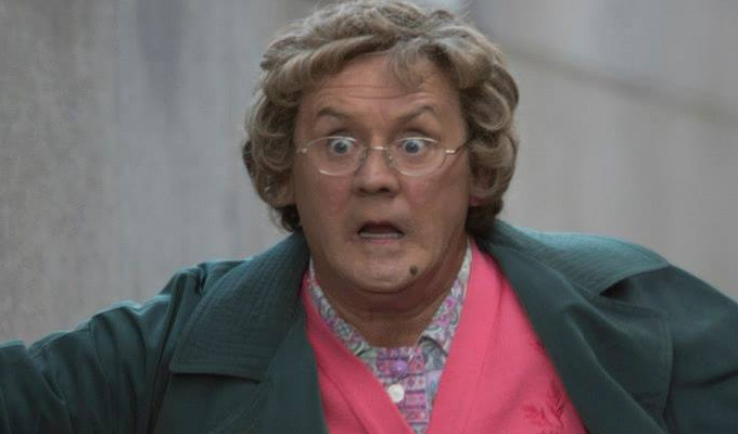 On Course for a Mrs Brown follow-up | Brendan O'Carroll pilots new TV show