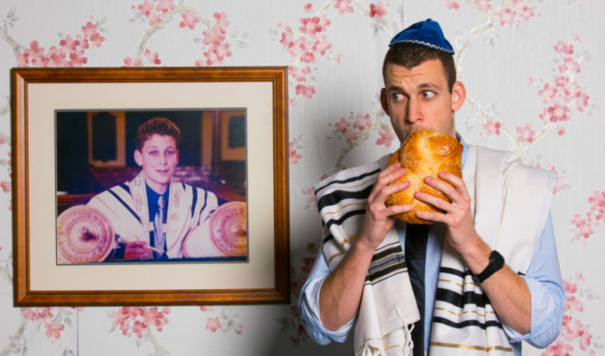 Michael Schafar: Jewish-ish | Review by Steve Bennett at the Melbourne International Comedy Festival