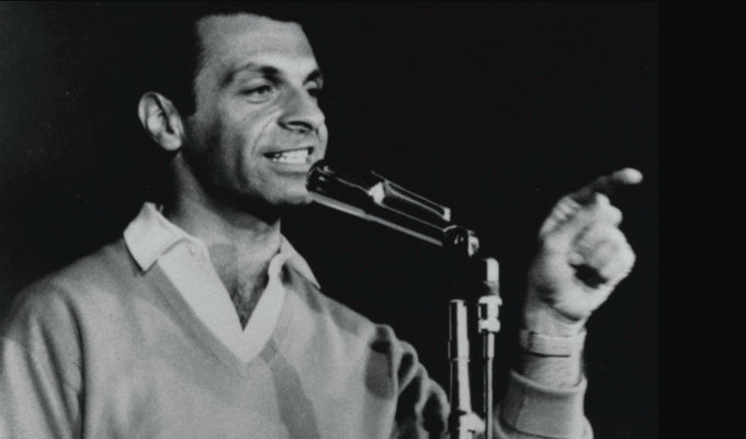 'I'm not so much interested in politics as I am in overthrowing the government' | Andre Vincent pays tribute to Mort Sahl