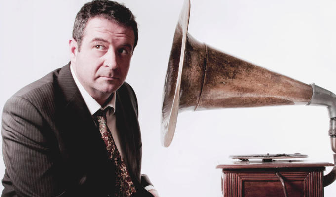 Mark Thomas: Bravo Figaro