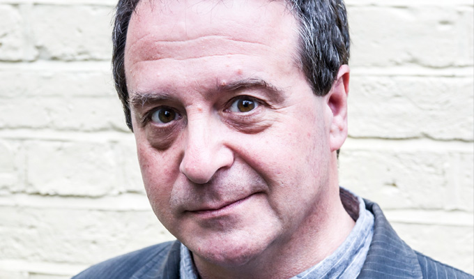 Mark Thomas: Talking Comedy