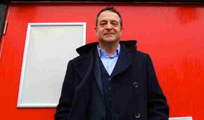 Mark Thomas: The Red Shed | Review by Steve Bennett