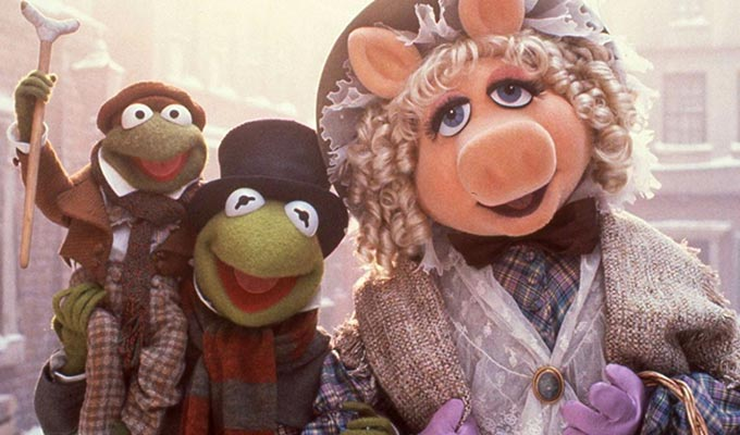 Who played Scrooge in A Muppet Christmas Carol? | Try our first festive Tuesday Trivia Quiz