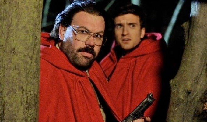 BBC's killer comedy format | 'Celebs' bumped off in Murder in Successville