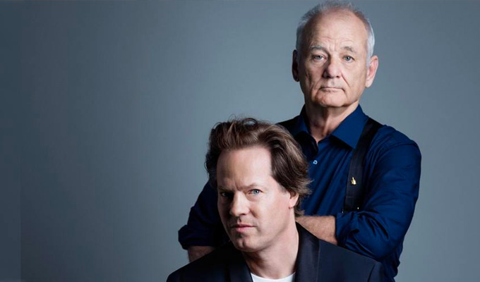 Bill Murray to play the UK | Two literature-and-music gigs this June