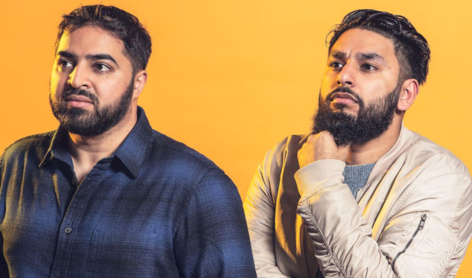 'It's difficult to tell jokes about Islam without upsetting people or being seen as too soft' | Interview with Muzlamic creators Aatif Nawaz and Ali Shahalom