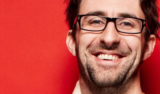 Mark Watson announces 27-hour show | Another Comic Relief marathon