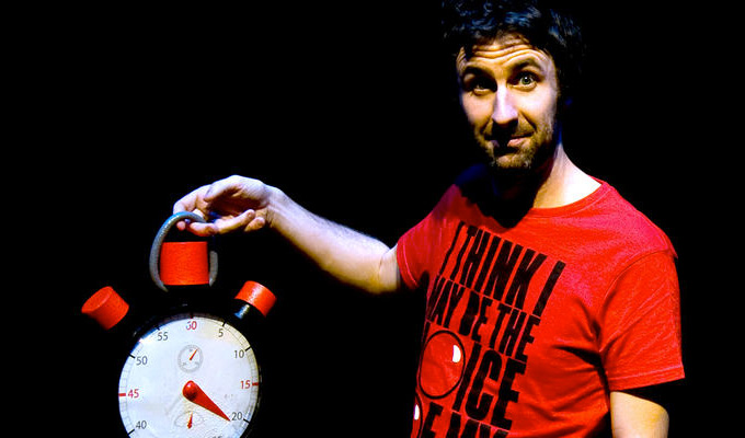 27 challenges for the 27 hour show | Mark Watson's latest fundraiser