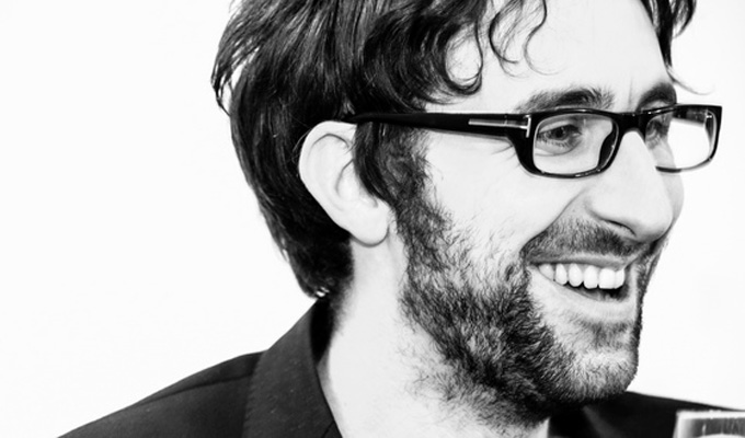 If my show's not good by now, there's really no excuse... | Mark Watson talks to Tommy Holgte