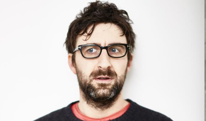 Unleaded comedy? | Mark Watson gig cancelled after thieves steal the lead from venue roof