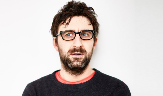'It was like I was blacking up' | Mark Watson on his fake Welsh accent... as he reveals plans for a new 24-hour show