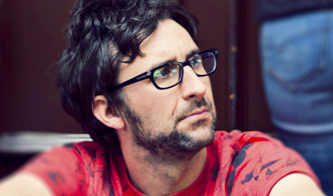 Spielberg's studio buys Mark Watson book | Graphic novel to be adapted for the screen