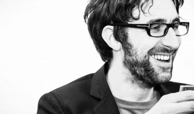 Mark Watson: Work in Progress