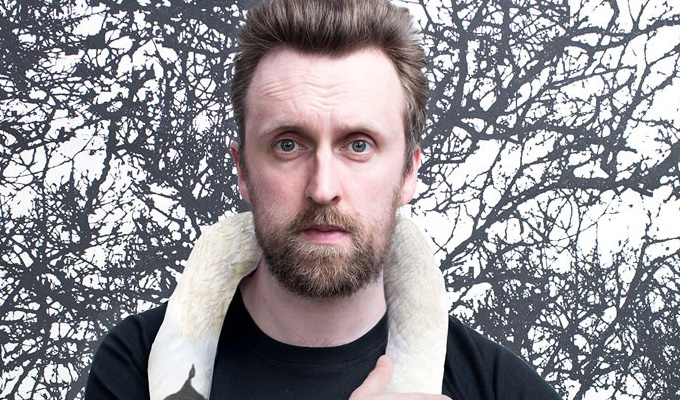 Matt Winning: Filibuster | Edinburgh Fringe comedy review by Paul Fleckney