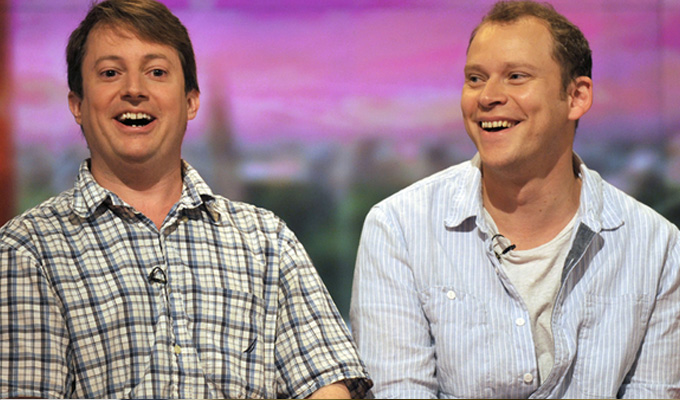 Mitchell and Webb shoot new comedy Back | 'Very different to Peep Show'