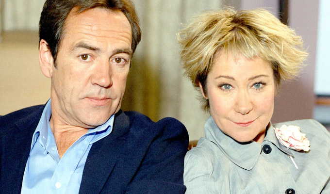 My (unequal) Family | Zoe Wanamaker says she was paid half as much as Robert Lindsay