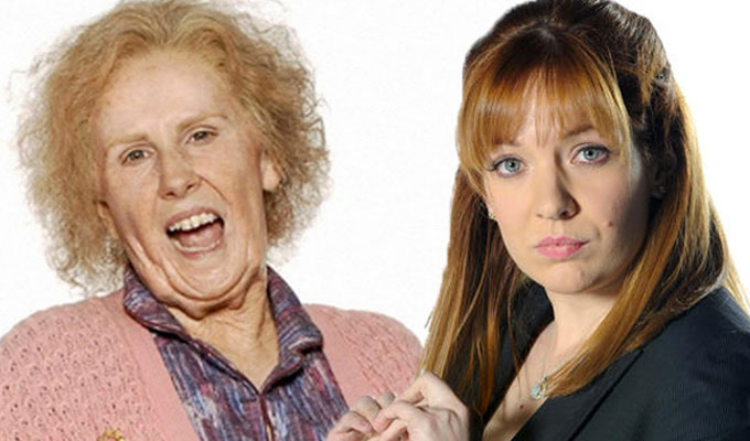 Katherine Parkinson joins Catherine Tate's Nan film | ...and comic Brett Goldstein will be co-writing