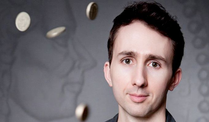 Nathan Cassidy: Edinburgh Comedy Award Winner