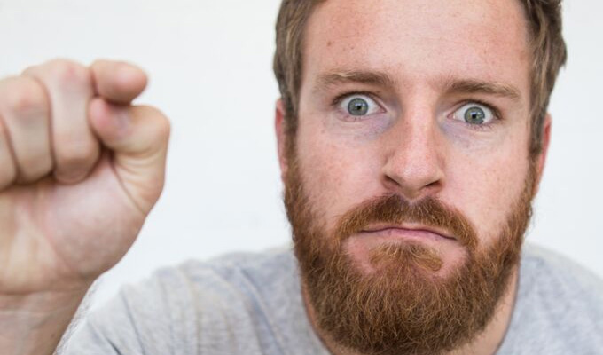 Nick Cody Beard Game Strong Reviews 2015 Chortle The Uk Comedy Guide