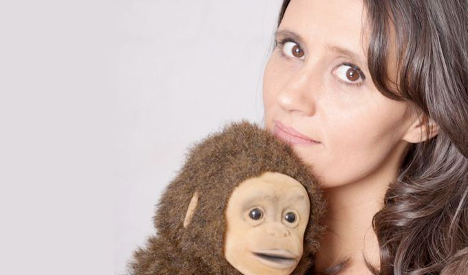 Nina Conti becomes a hospital 'giggle doctor' | ...as Family Tree is dumped
