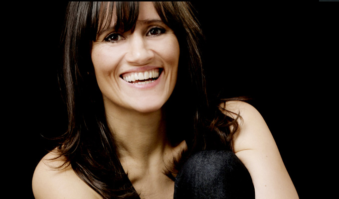 Nina Conti pilots a chat show | ...despite fearing it'll be 'shit'