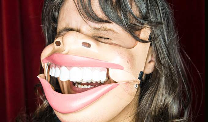 Nina Conti: In Your Face | Review by Steve Bennett