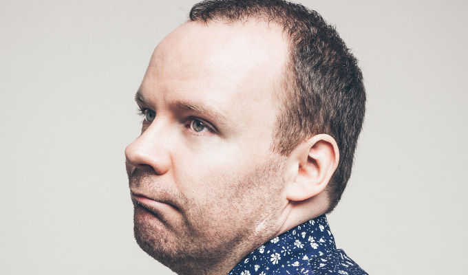 Neil Delamere: Butch Cassidy and the Sundance Pensioner