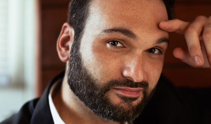 Lebanese comic comes to London | Nemr to play Southbank next year