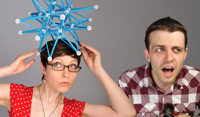 Book deal for 'Spoken Nerd' duo | The Element In The Room out this autumn
