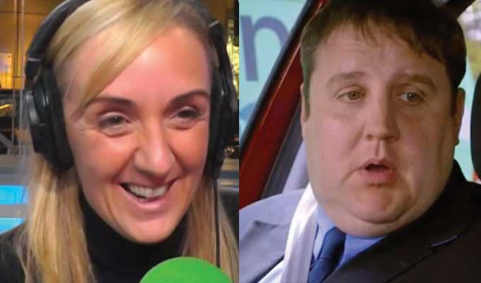 Peter Kay took my wing mirror off – and I don't care! | 'I was starstruck' says netball coach
