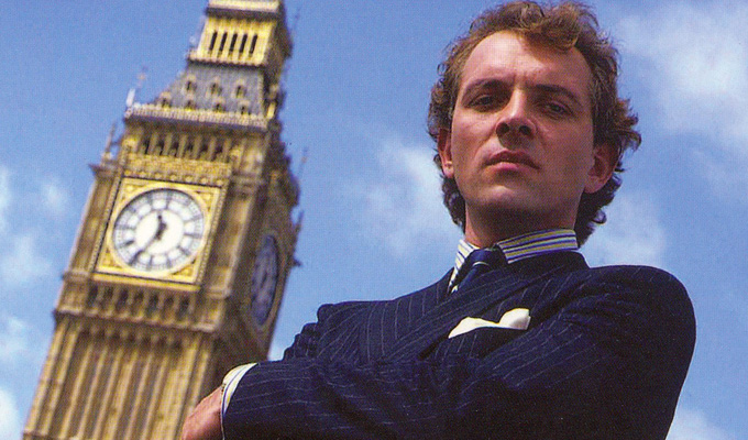 How Michael Portillo helped create Alan B'Stard | Extract from a new biography of Rik Mayall