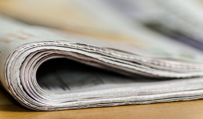Has anyone lost their newspaper? | Tweets of the week